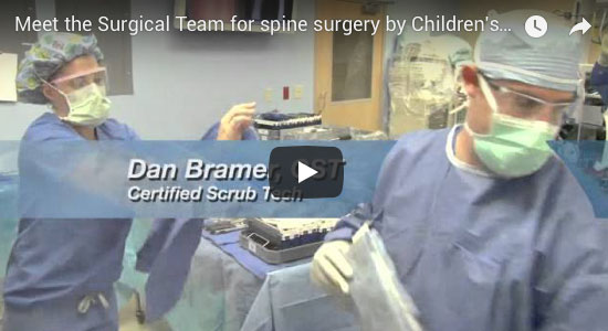 Video for Meet our Surgical Team