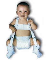 Developmental Dysplasia of the Hip | Infant in Brace